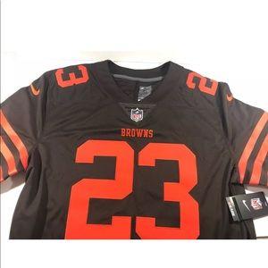 Nike NFL Joe Haden #23 Jersey Cleveland Browns LE